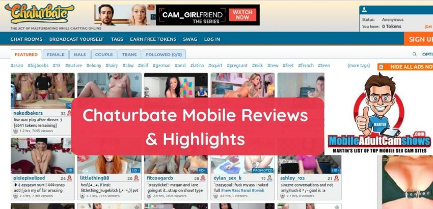 Chaturbate.com review