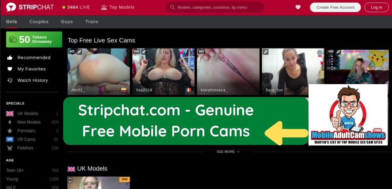 Stripchat cams